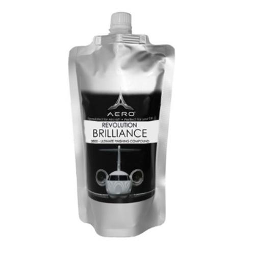 Aero Revolution Brilliance 3800 Ultimate Finishing Compound - 13.5 oz.