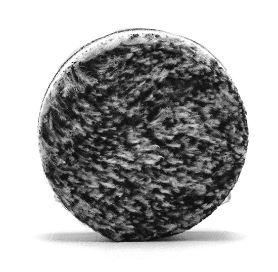 Buff and Shine Uro-Fiber Microfiber Pad - 2.25 inch (4 pack)