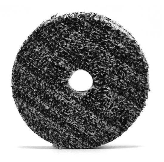 Buff and Shine Uro-Fiber Microfiber Pad - 5 inch
