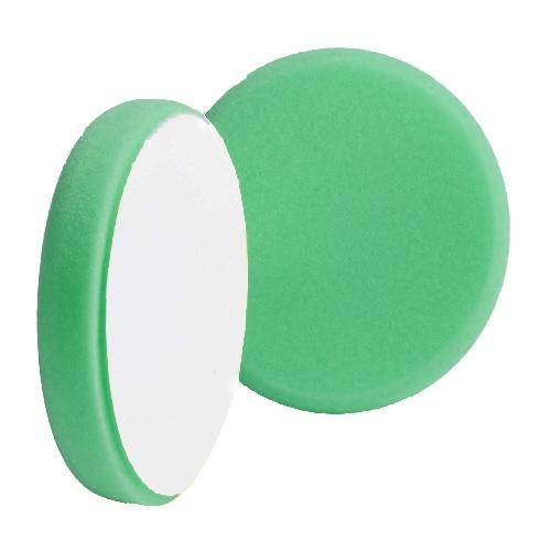 Buff and Shine Green Foam Polishing Pad - 6 inch