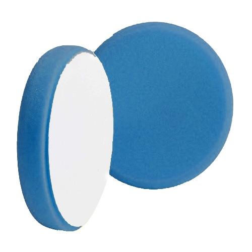 Buff and Shine Blue Foam Light Polishing Pad - 6 inch