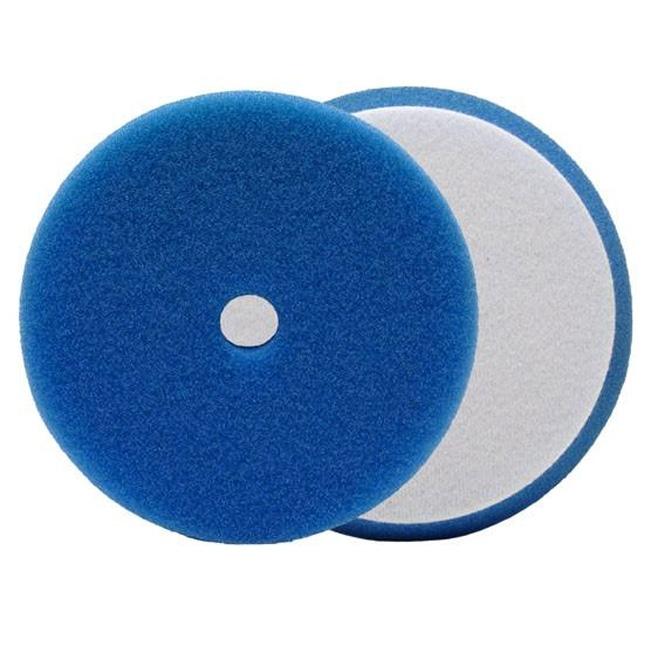 Buff and Shine Uro-Tec Foam Heavy Cutting Pad, Blue - 6 inch