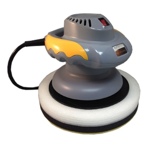 AutoSpa 10-inch Random Orbital Polisher with Bonus Bonnets
