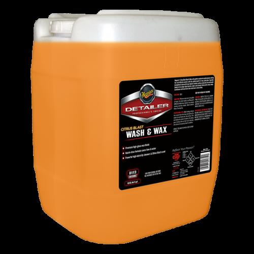 Meguiar's Citrus Blast Wash & Wax - 5 gal.