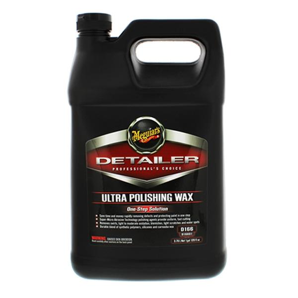 Meguiar's Ultra Polishing Wax, D16601 - 1 gal.