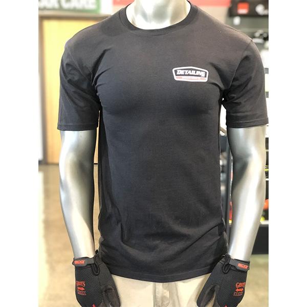 Detailing.com T-Shirt, Black - Medium