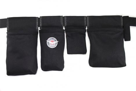 Detailer's Helper Standard Tool Belt, Black