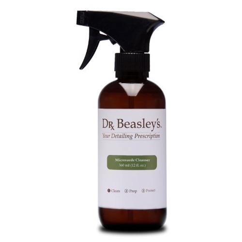 Dr. Beasley's Microsuede Cleanser - 12 oz.