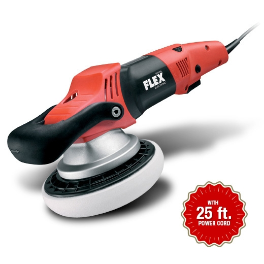 "Flex XC 3401 VRG ""The Beast"" Orbital Polisher with 25' Cord"