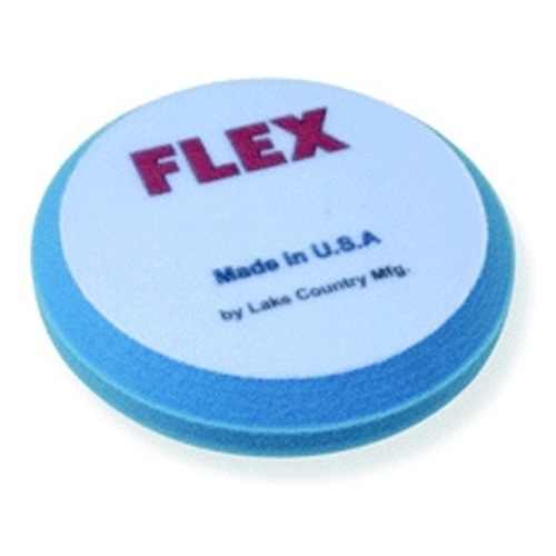 Flex Blue Foam Compounding Pad - 6.5 inch