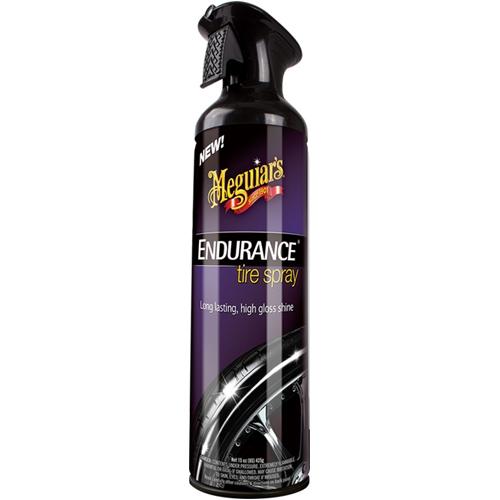 Meguiars Endurance Tire Dressing (15oz aerosol)