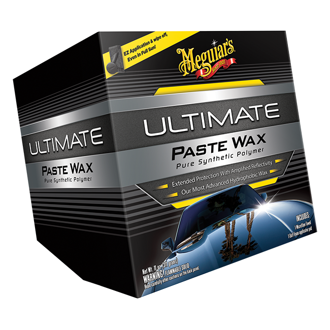 Meguiar's Ultimate Paste Wax - 11 oz.