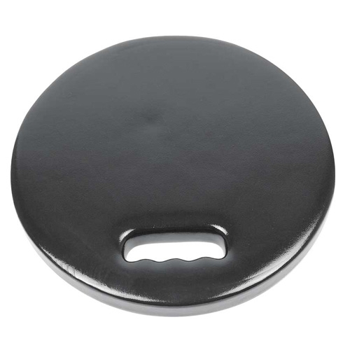 Grit Guard Seat Cushion, Black