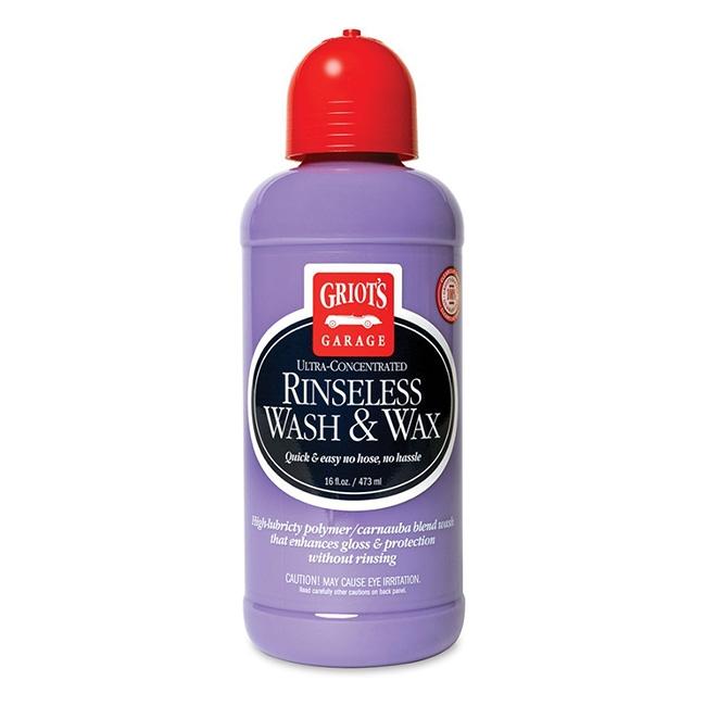 Griot's Garage Rinseless Wash & Wax - 16 oz.