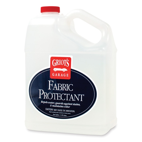 Griot's Garage Fabric Protectant - 1 gal.