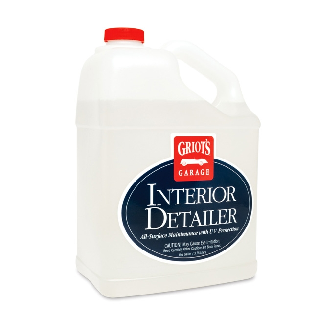 Griot's Garage Interior Detailer - 1 gal.