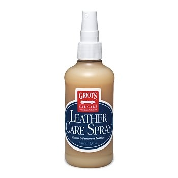 Griot's Garage Leather Care Spray - 8 oz.