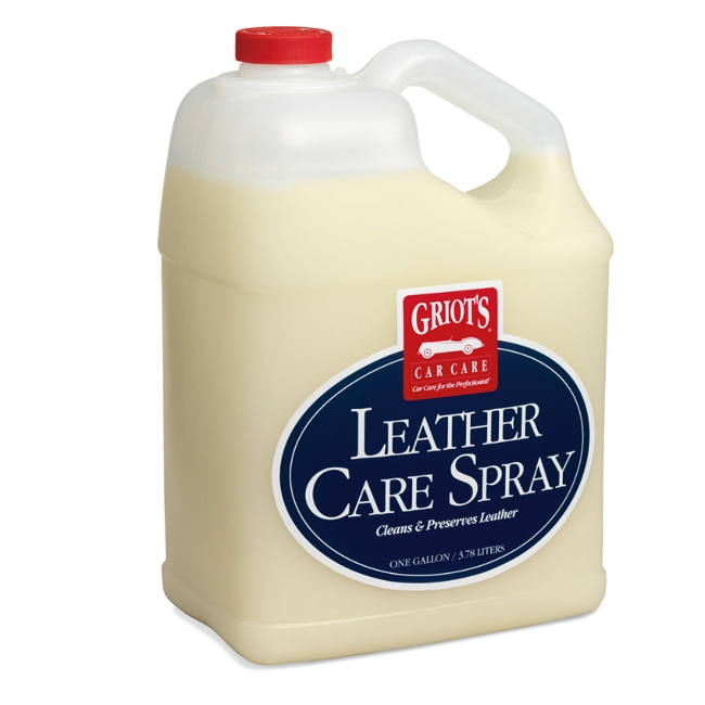 Griot's Garage Leather Care Spray - 1 gal.