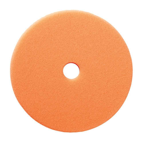 Griot's Garage BOSS Orange Foam Correcting Pads - 6.5 inch (2 pack)