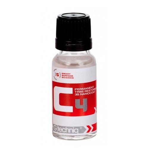 Gtechniq C4 Permanent Trim Restorer - 30 ml