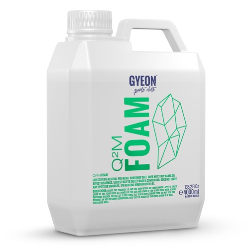 Gyeon Q2M Foam, 4000ml
