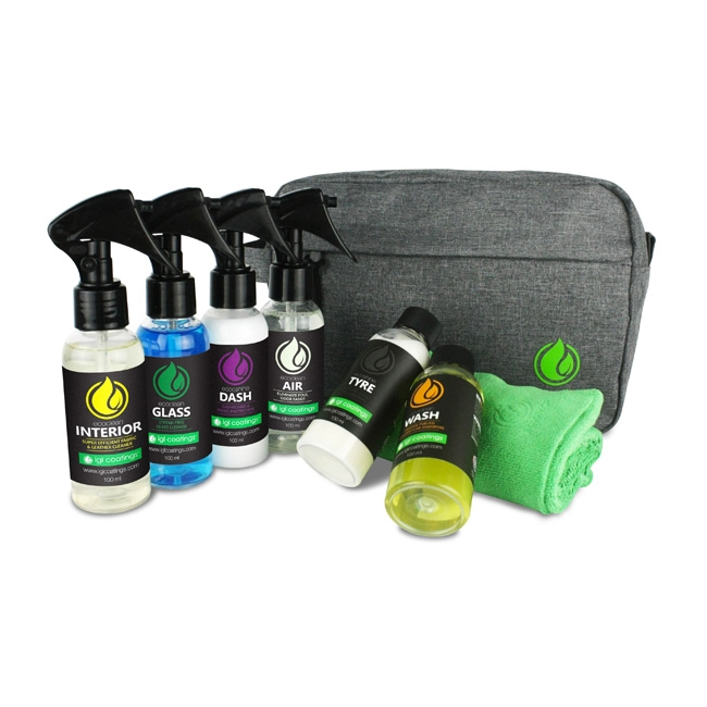IGL Ecoclean Travel Kit