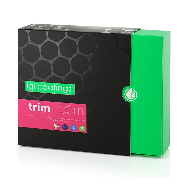 IGL Ecocoat Trim Kit - 30 ml