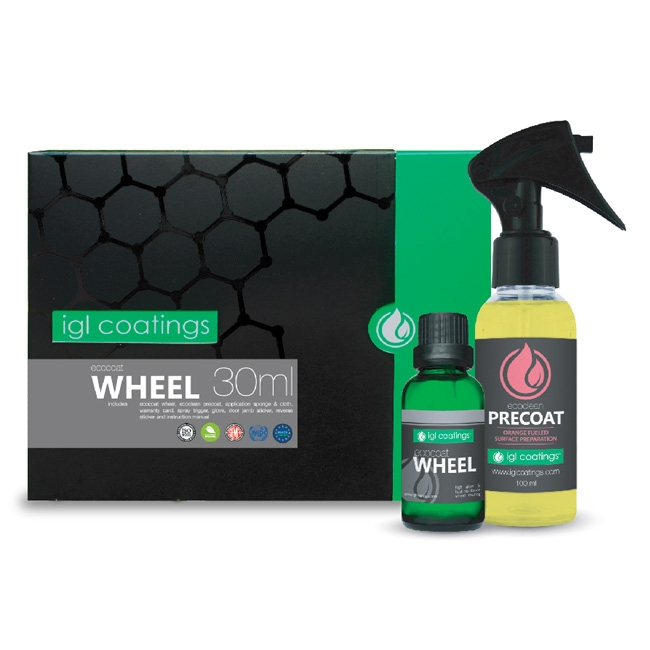 IGL Ecocoat Wheel Kit - 30 ml