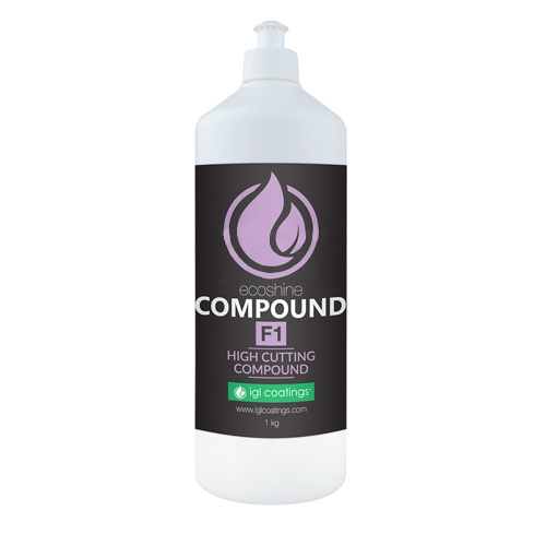 IGL Ecoshine F1 High Cutting Compound - 1000g
