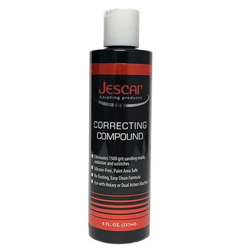 Jescar Correcting Compound - 8 oz.