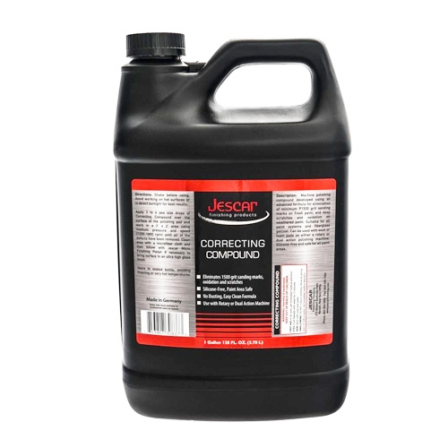 Jescar Correcting Compound - 1 gal.
