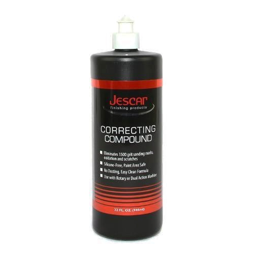 Jescar Correcting Compound - 32 oz.