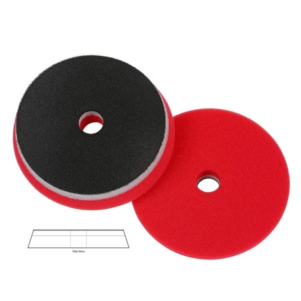 Lake Country Heavy Duty Orbital (HDO) Foam Waxing Pad, Red - 5.5 inch