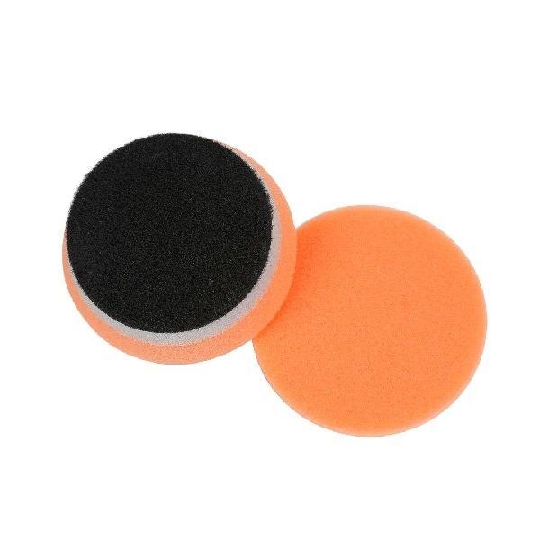 Lake Country Heavy Duty Orbital (HDO) Foam Polishing Pad, Orange - 3.5 inch
