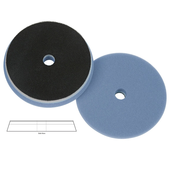Lake Country Heavy Duty Orbital (HDO) Foam Cutting Pad, Blue - 6.5 inch