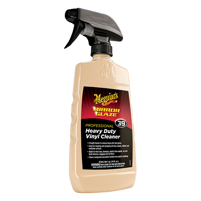 Meguiar's Heavy Duty Vinyl Cleaner #39, M3916 - 16 oz.