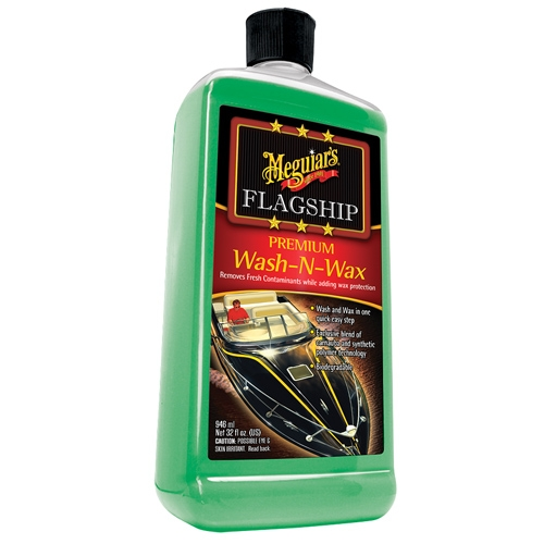 Meguiar's Marine/Boat Wash & Wax (32 oz)