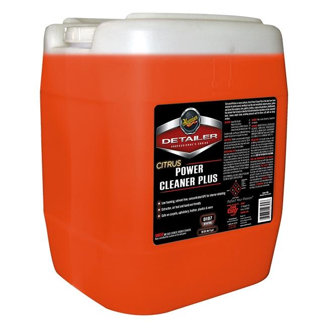 Meguiar's Citrus Power Cleaner Plus - 5 gal.