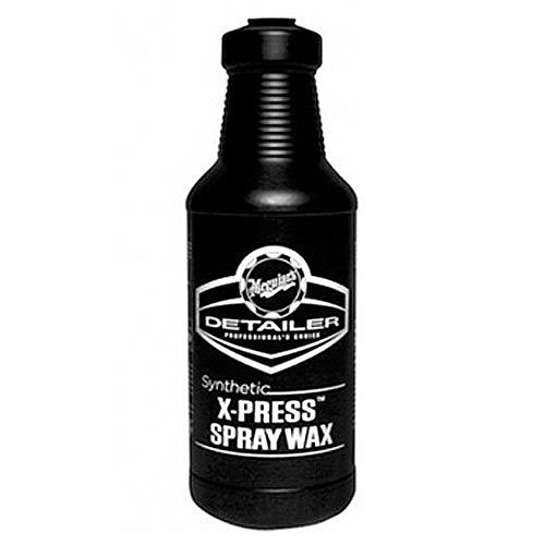 Meguiar S Synthetic X Press Spray Wax Bottle D20156 32 Oz