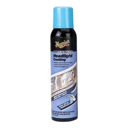 Meguiar's Keep Clear Headlight Coating - 4 oz.