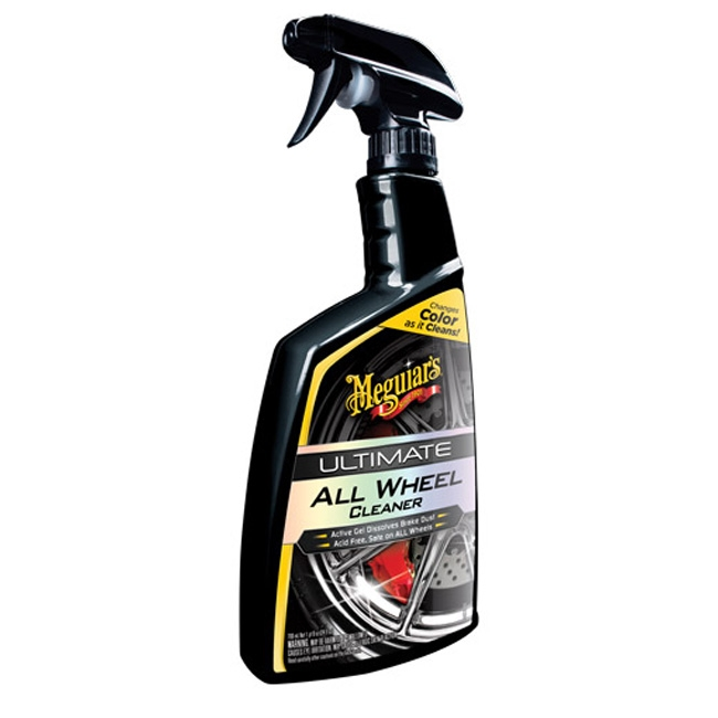 Meguiar's Ultimate All Wheel Cleaner - 24 oz.
