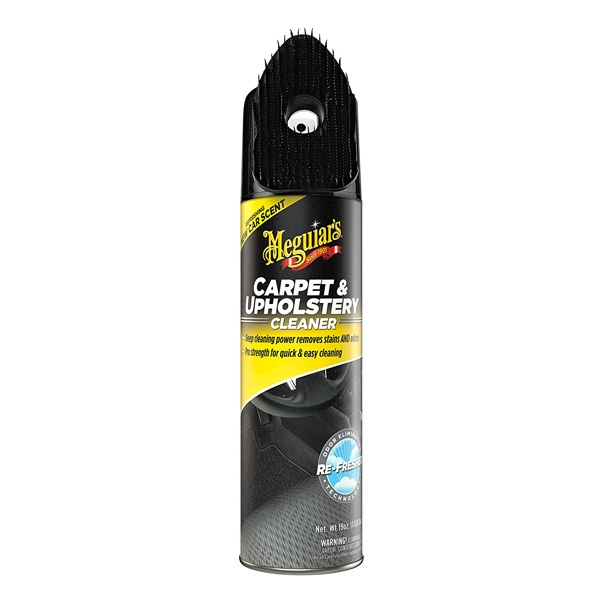 Meguiar's Carpet & Upholstery Cleaner - 19 oz.