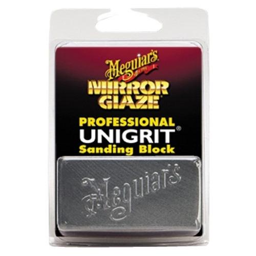 Meguiar's HiTech Finesse Sanding Block, 1000 grit