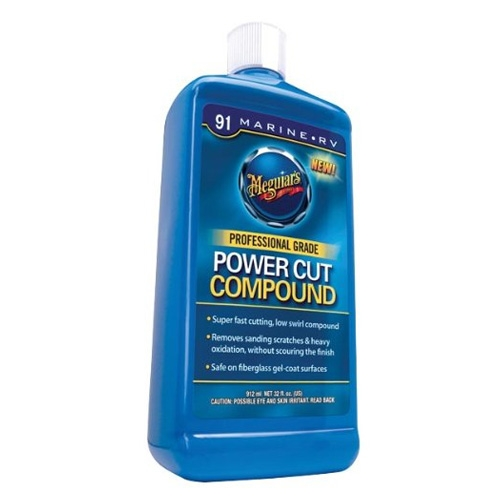 Meguiar's Marine/RV Professional Grade Power Compound #91 (32 oz)