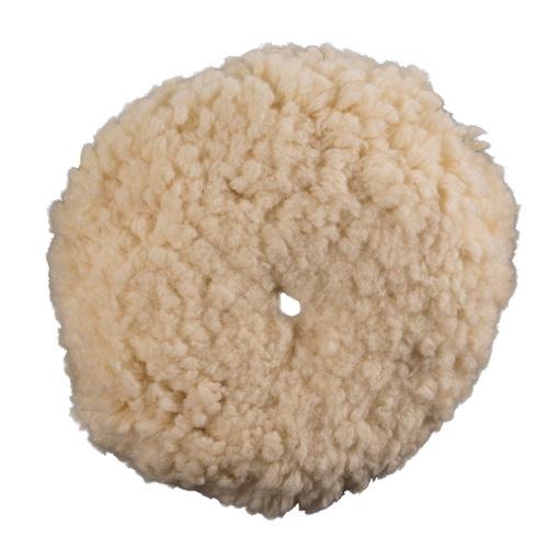 Meguiar's Soft Buff Rotary Wool Cutting Pad, WRWC8 - 8 inch