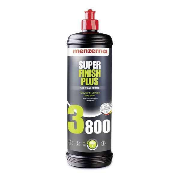 Menzerna Super Finish Plus Polish 3800 - 32 oz.