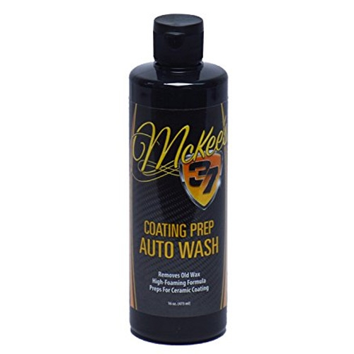 McKee's 37 Coating Prep Auto Wash - 16 oz.