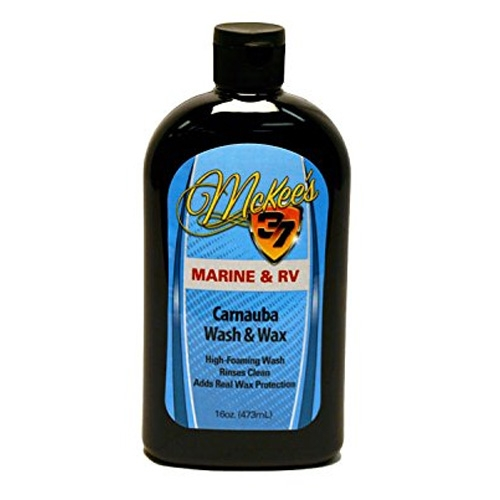 McKee's 37 Marine & RV Carnauba Wash & Wax - 16 oz.