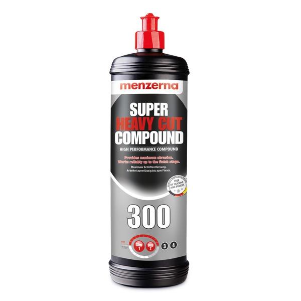 Menzerna Super Heavy Cut Compound 300 - 32 oz.