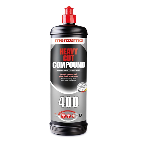 Menzerna Heavy Cut Compound 400 - 32 oz.